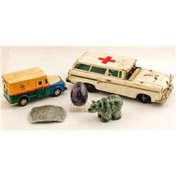Metal Toy Vehicles and More  (86467)