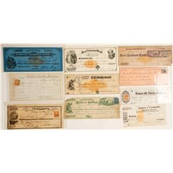 Postal History Collection from the Midwest  (60920)