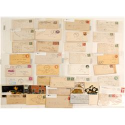 Postmarks with 'LEE' in them  (60967)