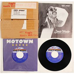 """Stevie Wonder , I just Called To Say I Love You, 7"""" 45  (62117)"""