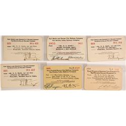 Fort Worth & Denver City Railway Co. Pass collection  (59929)