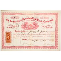 St. Louis & Iron Mountain Rail Road Co  (83757)