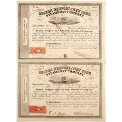 Boston, Newport and New York Steamboat Co  (86579)