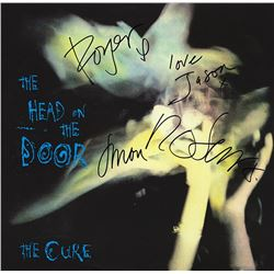 "The Cure ""Head on the Door"" Signed Album"