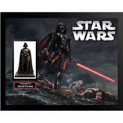 Darth Vader Signed KAIYODO Action Figure