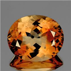 Natural AAA Champagne Imperial Topaz 16x13 MM - FL