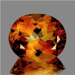 Natural AAA Champagne Imperial Topaz 24.42 Ct - FL