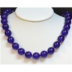 BEAUTIFUL HUGE NATURAL AMETHYST NECKLACE