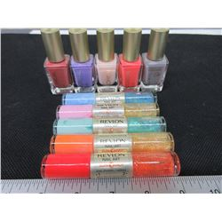 New Lot of  L'Oreal Nail Polish & Revlon Nail Art