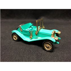 Matchbox Models of Yesteryear Y-14 1911 Maxwell Roadster Model Teal