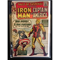 MARVEL TALES OF SUSPENSE NO.59