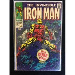 MARVEL COMICS IRON MAN NO.1 COMIC