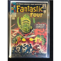 MARVEL COMICS FANTASTIC FOUR NO.49 (FIRST SILVER SURFER)