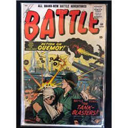 BATTLE #64 (ATLAS COMICS)