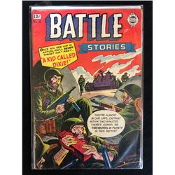 BATTLE STORIES #10 (SUPER COMICS)