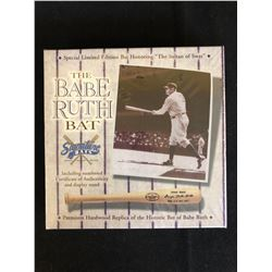LIMITED EDITION BABE RUTH BAT REPLICA SEALED IN BOX