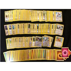 POKEMON TRADING CARDS LOT SOME HALO