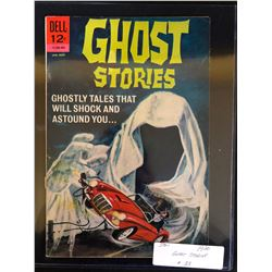 1970 GHOST STORIES #23 (DELL COMICS)