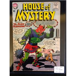 1964 HOUSE OF MYSTERY #141 (DC COMICS)