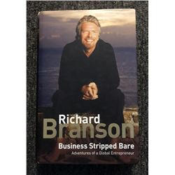 Business Stripped Bare Signed Book