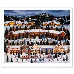 Alpine Winter Grandeur by Wooster Scott, Jane