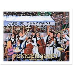 Cafe De Champagne by Buffet, Guy
