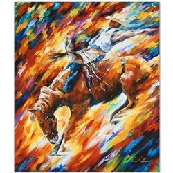 Rodeo - Dangerous Games by Afremov, Leonid