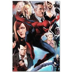 Amazing Spider-Man #645 by Marvel Comics