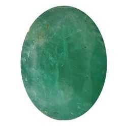 3.45 ctw Oval Emerald Parcel