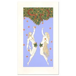 Adam and Eve by Erte (1892-1990)