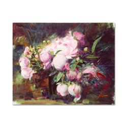 Peonies by Pino (1939-2010)