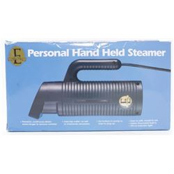 Personal Hand Held Steamer (WM)