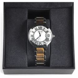 Ladies Watch Two Tone Roman Numerals