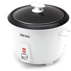 AROMA Rice Cooker - 4-14 Cups