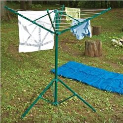 Greenway GCL2FA Portable Outdoor Rotary Clotheslin