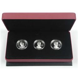 RCM - Coin Set, 925 Sterling Silver 'Prince Henry