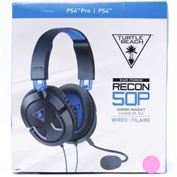 Turtle Beach TBS-3303-01 Recon 50P Gaming Headset