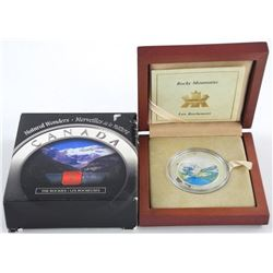 .9999 Fine Silver $20.00 Coin 'The Rockies'