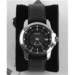 Gents 'BULOVA' Watch 'NEW' MSR 395.00
