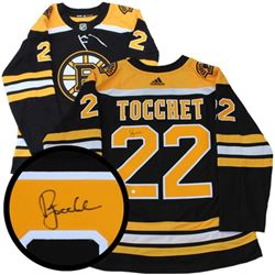 Rick Tocchet - (BOS) Pro Jersey Signed with C.O.A.