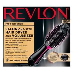 Revlon Pro Collection One Step Hair Dryer and Volumizer- 1 Count