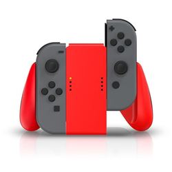 Nintendo Switch Joy-Con Comfort Grip- Red