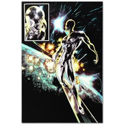 Silver Surfer: In Thy Name #4 by Marvel Comics