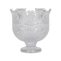Waterford Connolly Pallas Crystal Punch Bowl