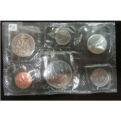 1980 CANADIAN PROOF MINT SEALED COIN SET