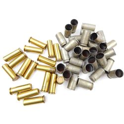 WINCHESTER 38 SPL BLANKS, AND 45 ACP STEEL CASINGS