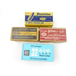 ASSORTED 32 LONG AMMO