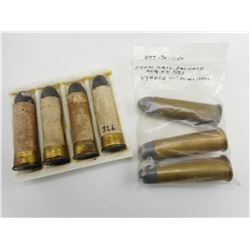 .577 AMMO, SOME WITH ELEY CASE