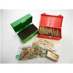 ASSORTED AMMO, INCLUDING .223, .38 SP, .22