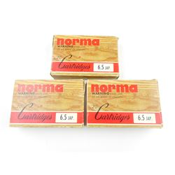 NORMA 6.5 JAP. AMMO